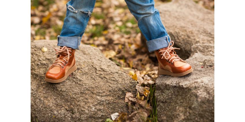 Шнурки или липучки? Что правильнее для ортопедии?