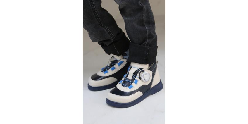 Туфли-кроссовки ортопедические