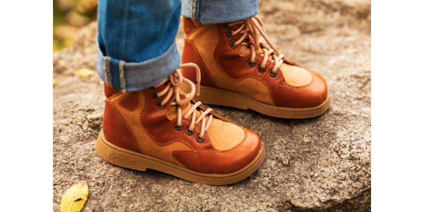 Что такое ортопедическая обувь для детей?