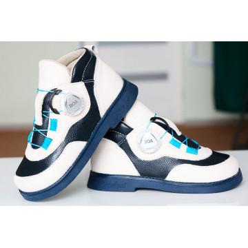 Детские ортопедические туфли от производителя Ортофут в Киеве