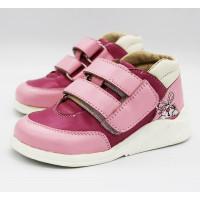 Кроссовки для маленьких детей анатомические Ortofoot CrossActive розовые