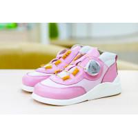 Кроссовки детские ортопедические Ortofoot ActiveCross Premium розовые