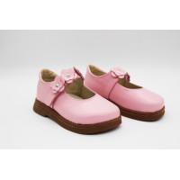 Туфли детские анатомические  Ortofoot Classic розовые
