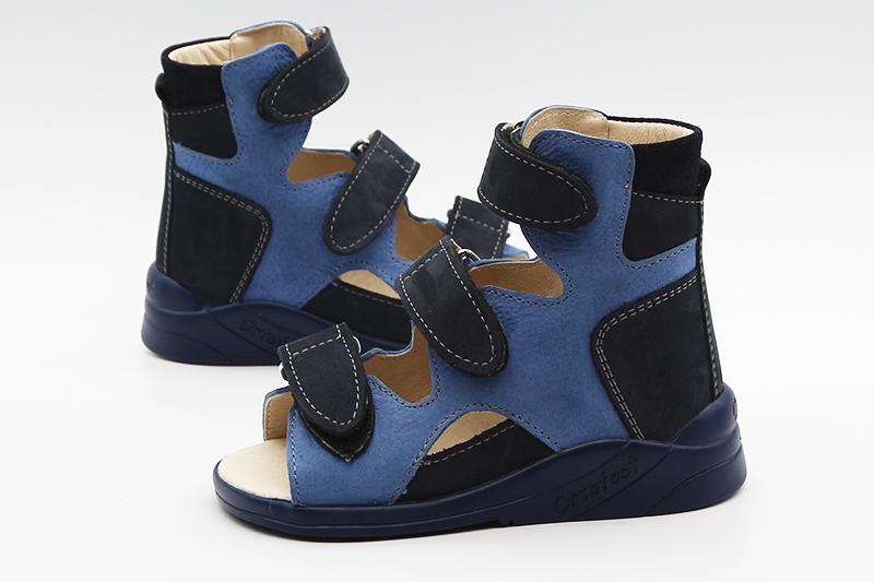 Детская ортопедическая обувь 121 для мальчиков