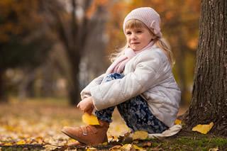 Осенняя детская ортопедическая обувь в Киеве от Ortofoot. Осенние ботинки для девочки.