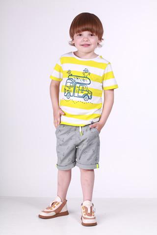 Мальчик  в ортопедических ботинках Ортофут