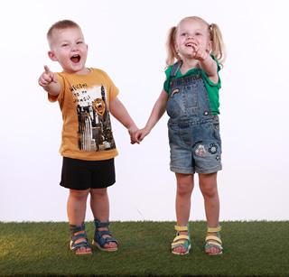 Детская ортопедическая обувь для мальчиков и девочек в Киеве