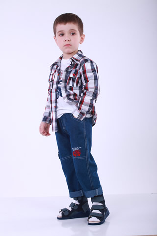 Детская ортопедическая обувь в Киеве и Украине от интернет-магазина