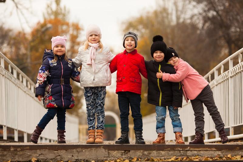 Детская ортопедическая обувь в Киеве от салона Ортофут