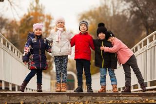 Детская ортопедическая обувь на осень и зиму в Киеве