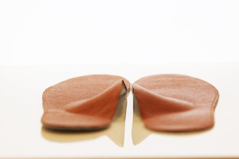 Стелька супинатор для поддержки продольного свода стопы